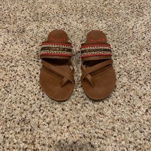 NEW! Women's sandals, size 6.5